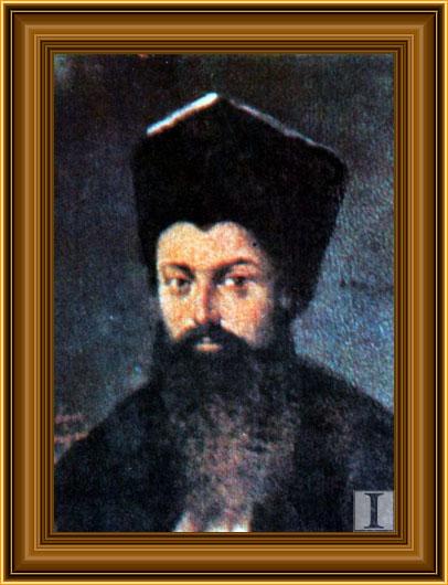 Alexandru Moruzi, domn al Moldovei