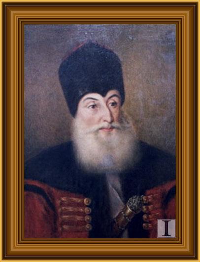 Alexandru Suţu, domn al Moldovei