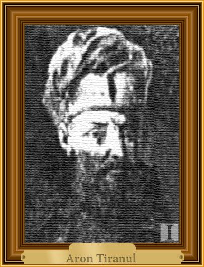 Aron Tiranul, domn al Moldovei