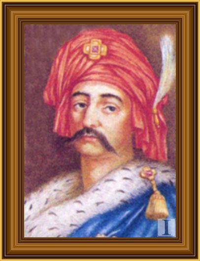Constantin Cantemir, domn al Moldovei