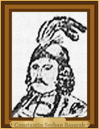 Constantin Şerban Basarab, domn al Moldovei