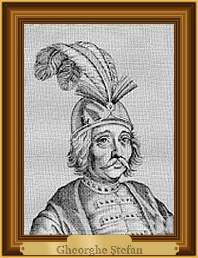 Gheorghe Ştefan, domn al Moldovei