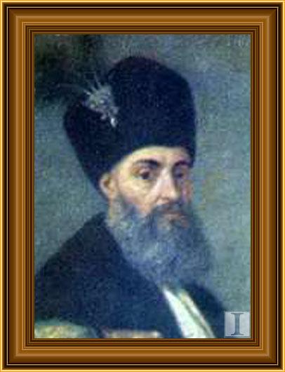 Grigore II-lea  Ghica, domn al Moldovei