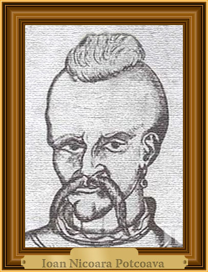 Ioan Nicoară Potcoavă, domn al Moldovei