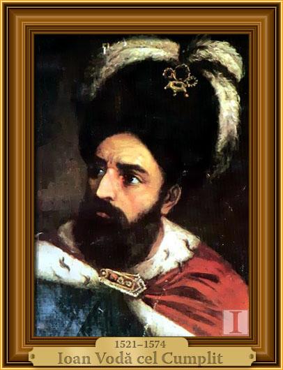 Ioan Vodă cel Viteaz (Ioan Vodă cel Cumplit), domn al Moldovei