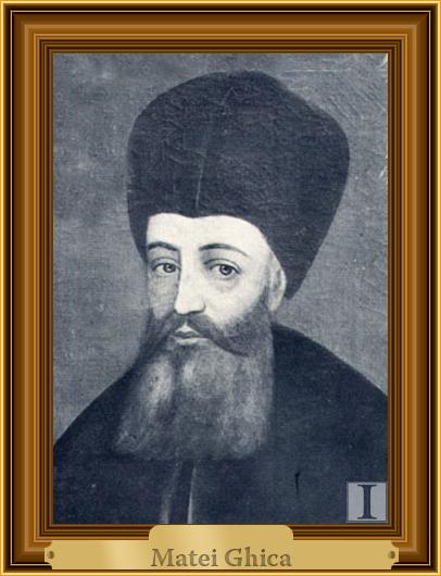 Matei Ghica, domn al Moldovei