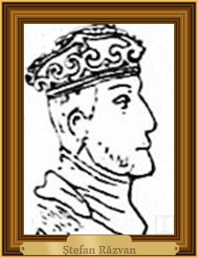 Ştefan Răzvan, domn al Moldovei