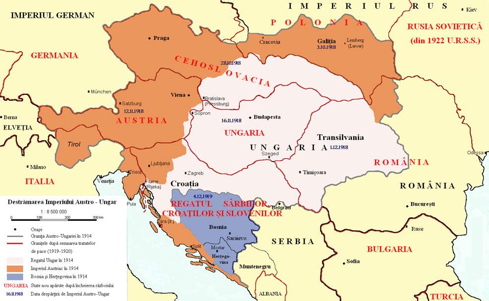 Iugoslavia Cer Si Pamant Romanesc